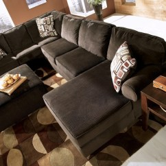 Leather Sectionals For Small Living Rooms Fifth Wheel Front Room Ashley Vista Sectional Reviews | Furniture ...
