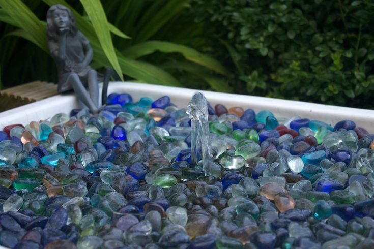 How To Make A Water Feature From A Reclaimed Belfast Sink Garden