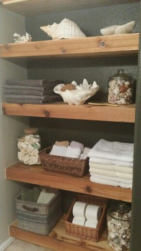 Best 20 Floating Shelves Bathroom Ideas On Pinterest