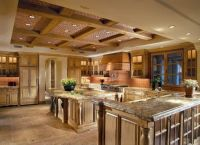 1000+ images about Coffered ceiling kitchens on Pinterest ...