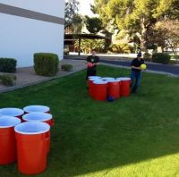 Check out this Giant Beer Pong game! | Summer | Pinterest ...
