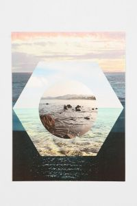 Beach Collage Poster #urbanoutfitters | #UOHome ...