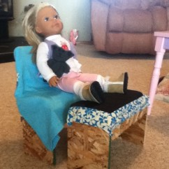 Badger Basket Doll High Chair Lazy Boy Glider Rocking 9 Best Faux American Girl Accessories Images On Pinterest