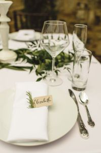 17 Best ideas about Wedding Place Settings on Pinterest