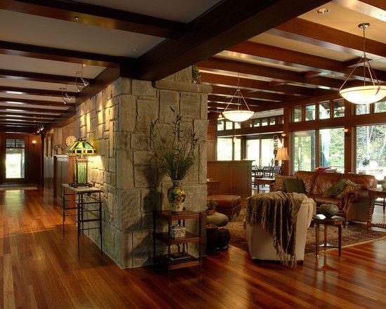 Rustic Contemporary Home Designcontemporary Designs Rustic House