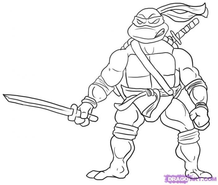 Ninja Turtle Coloring Pages Adult #Japanese culture for #