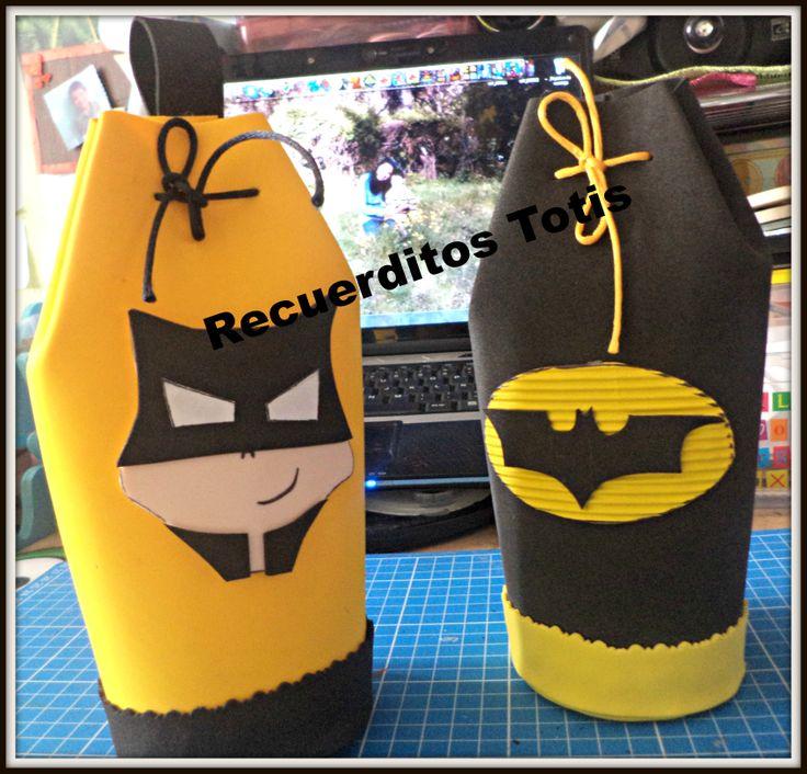 Dulceros De Batman D 237 A Del Ni 241 O Pinterest Batman