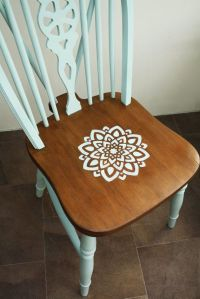 Best 25+ Painted chairs ideas on Pinterest | Hand painted ...