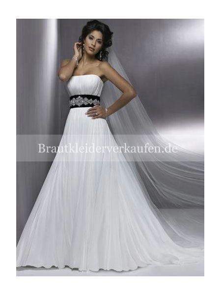 25 Beste Ideeën Over Hochzeitskleid Schwarz Weiß Op Pinterest