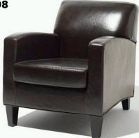 Ikea Club Chairs | The 'Parlor' | Pinterest | Ikea leather ...