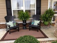 25+ best ideas about Modern Front Porches on Pinterest ...