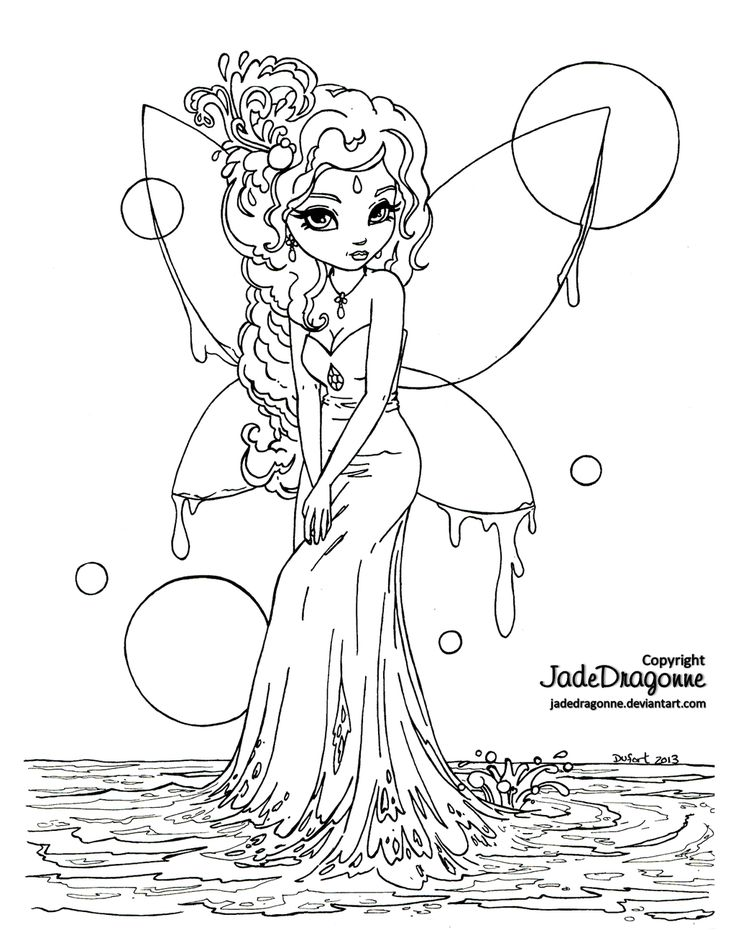 25+ creative Water Fairy ideas to discover and try on