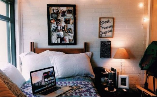 Dorm Room Idea So Cute University Pinterest