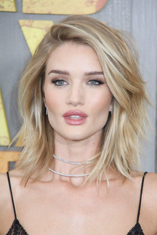 25 Best Ideas about Mid Length Hairstyles on Pinterest