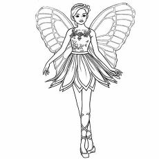 25+ best ideas about Barbie coloring pages on Pinterest