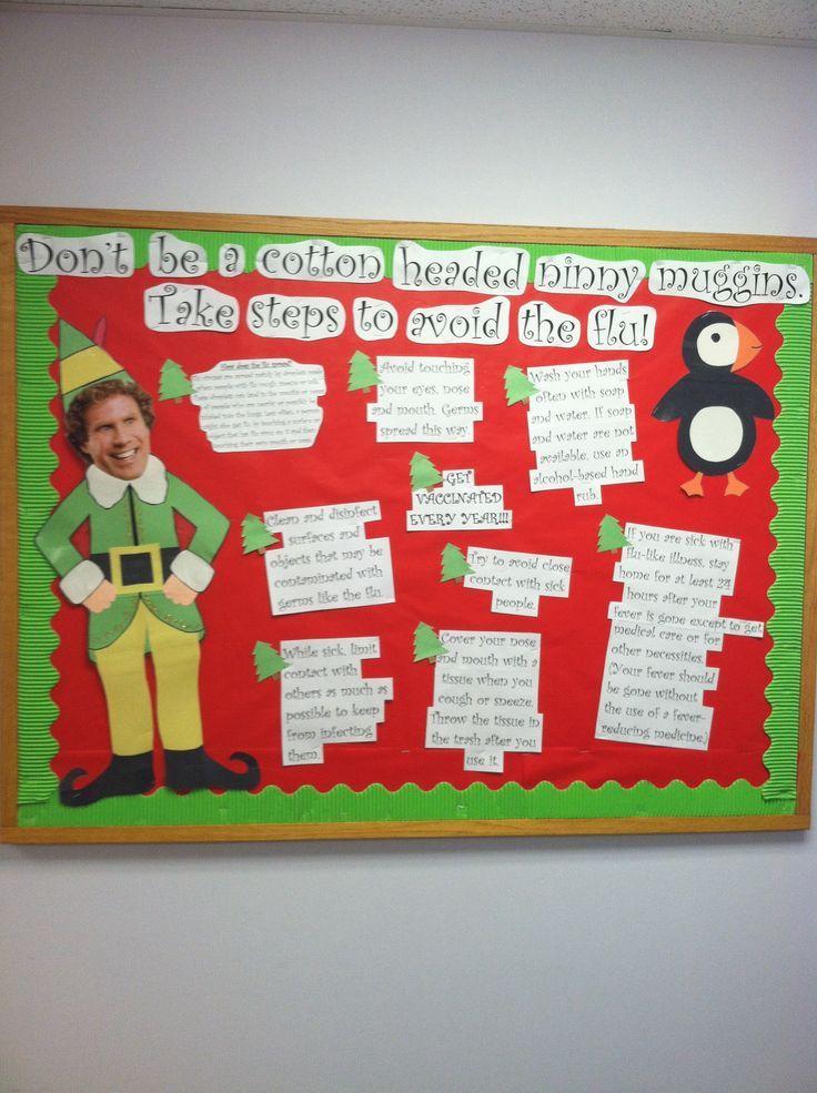 17 Best ideas about Nurse Bulletin Board on Pinterest