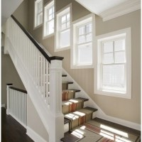 opening the space to the downstairs (and upstairs) new ...