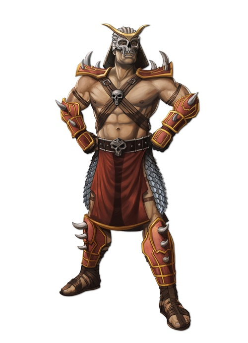 17 Best Images About Shao Kahn On Pinterest Street Fighter Pop Culture And Cosplay