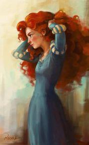 1000 ideas cartoon redhead