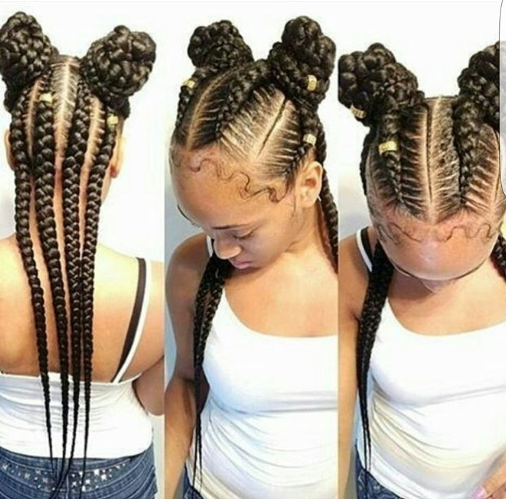 509 Best Images About Cute Cornrow Braids On Pinterest Natural