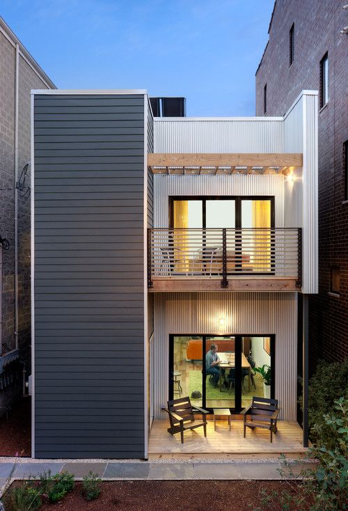 25 Best Ideas About Small Modern Houses On Pinterest Small