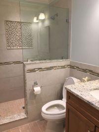 The 25+ best Shower no doors ideas on Pinterest   Bathroom ...