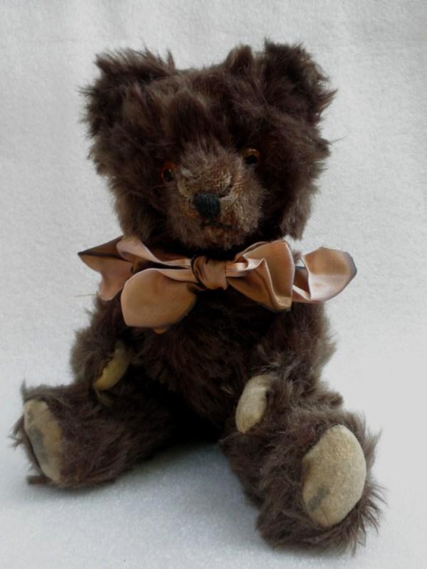 Vintage Knickerbocker Teddy Mohair Love Vintage Teddy