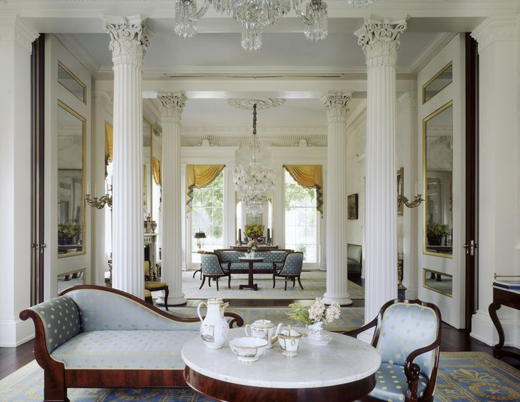 29 Best Images About Know Your House Greek Revival On