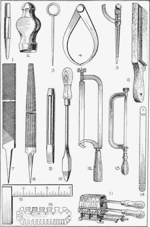 481 best images about Antique metalworking tools on Pinterest