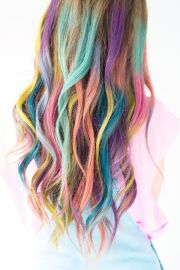 ideas coloured hair