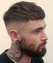 men's hairstyles ideas