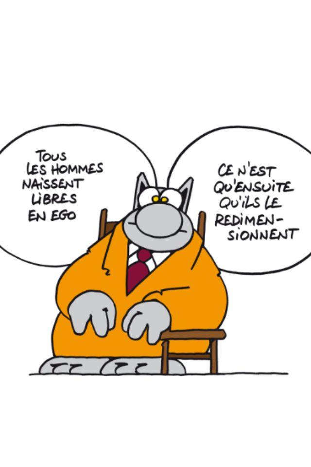 Le Chat Geluck Citations Retraite : geluck, citations, retraite, Geluck, Images, Humour