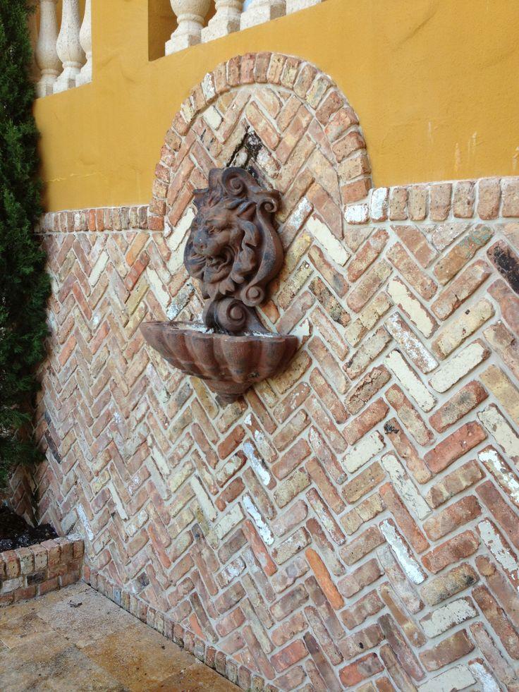 Skinnybrik Reclaimed Thin Brick Veneer  James Borycens