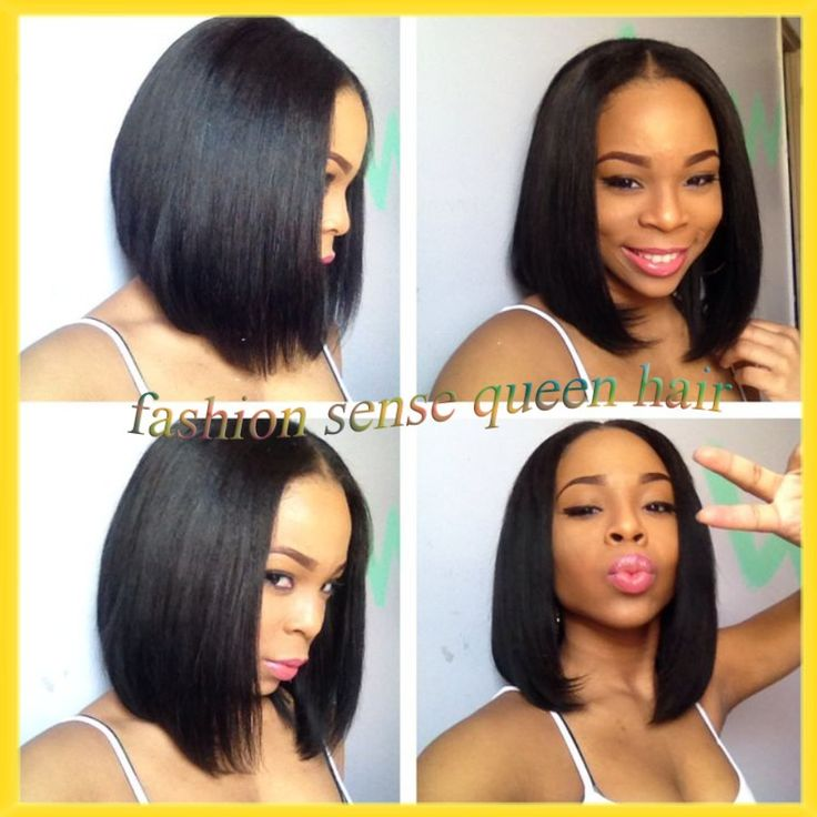 162 Best Images About Hairstyles On Pinterest Bobs Middle Part
