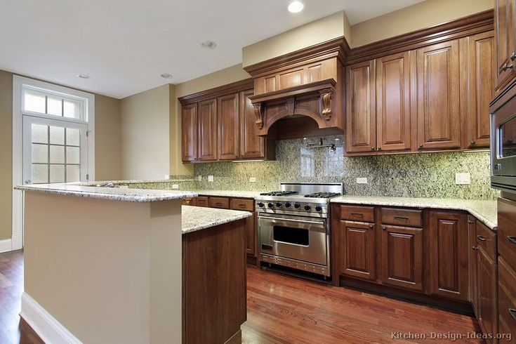 kitchen cabinets ft myers fl hats traditional medium wood-brown #62 ...