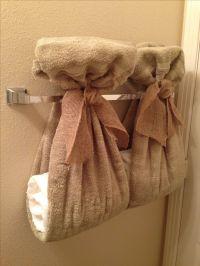 1000+ ideas about Decorative Bathroom Towels on Pinterest