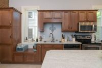 Kitchen Kompact's Glenwood Beech Cabinetry | Ideas for the ...