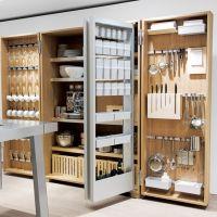 Enchanting Creative Kitchen Cabinet Door Ideas Also Idea ...