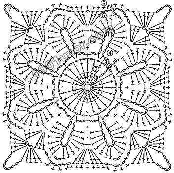 164 best images about Crochet Motifs on Pinterest