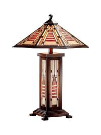 Mission Style Lamp Plans - WoodWorking Projects & Plans