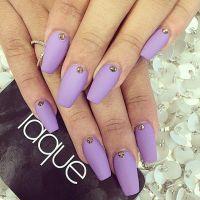 17 Best images about Coffin nails plain on Pinterest ...