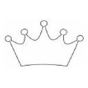 Crown template, Crowns and Cgi on Pinterest