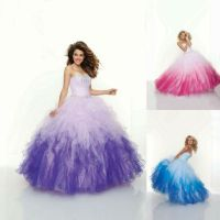 Puffy prom dresses, Quinceanera dresses and Quinceanera on ...