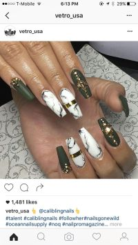 729 best images about Stiletto Nails - Nail Trends - Nail ...