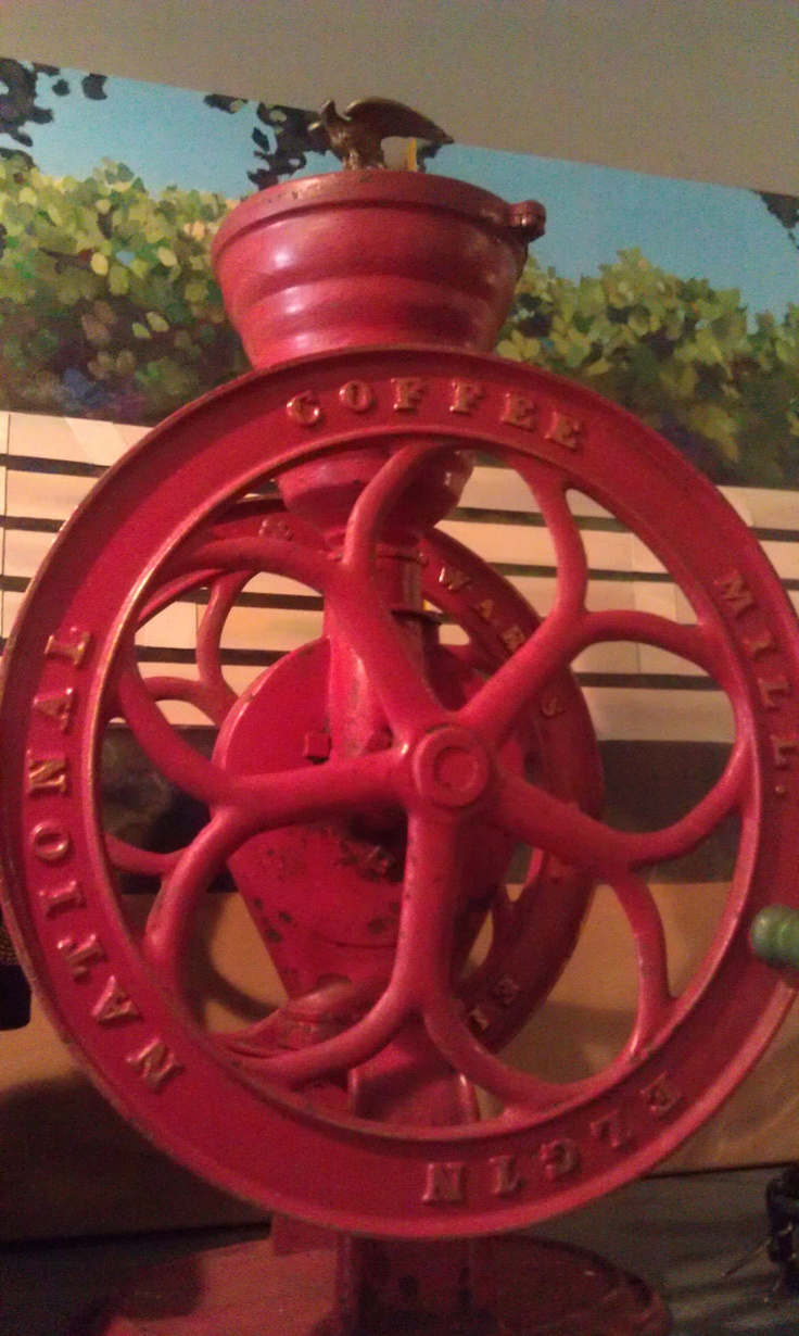 17 Best Images About Coffee Mill On Pinterest Wheels