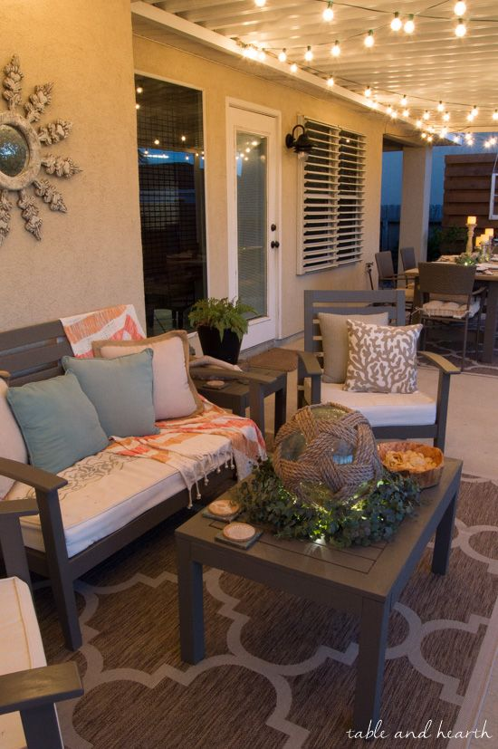 best outdoor patio decorating ideas on pinterest deck decorating backyard patio and backyard makeover