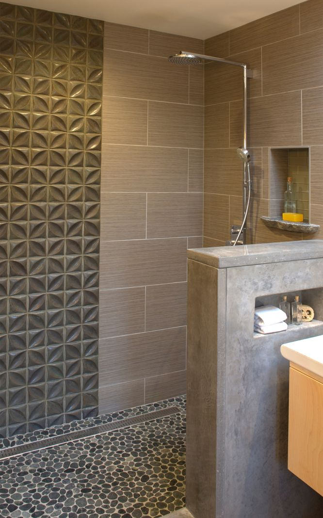 1000 Images About TREND Dimensional Tile On Pinterest