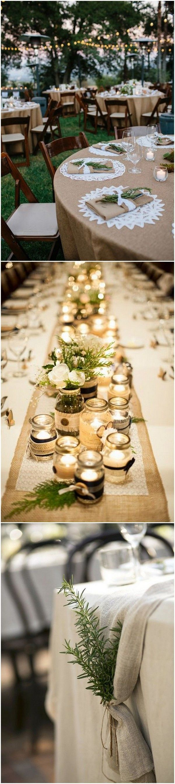 25 Best Ideas About Burlap Wedding Arch On Pinterest