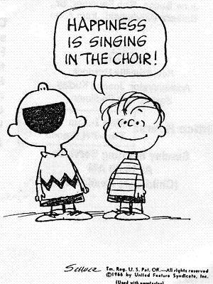 13 best images about Church Choir Clip Art on Pinterest