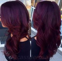 25+ best ideas about Burgundy hair colors on Pinterest ...